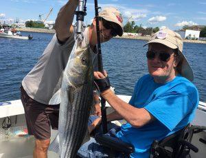 Striped Bass Fishing Tournament coming soon | lhcfonline
